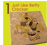 1. Just Like Betty Crocker
