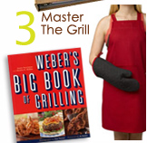 3. Master The Grill